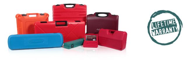 maletas de plástico soplado, maletas a medida